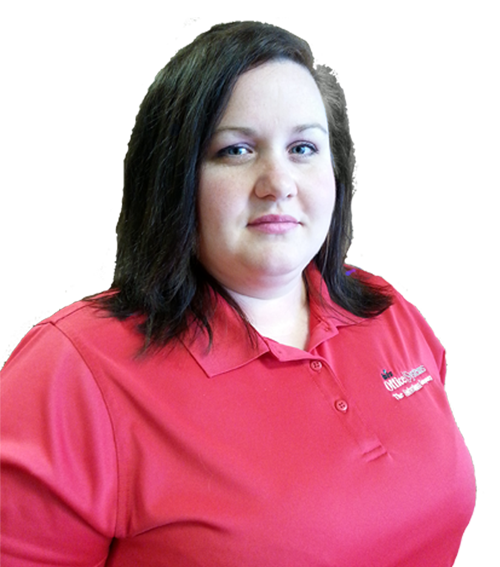 Teryn is our solutions chick who will help you find a document management solution