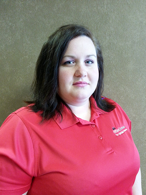 Teryn is our toner sales person!