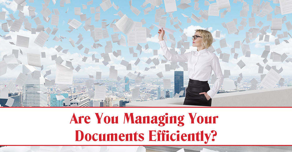Document Management in Mobile, AL